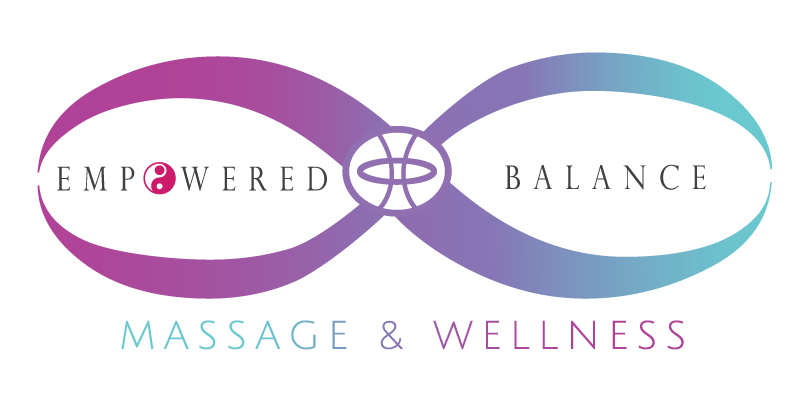 Empowered Balance Massage & Wellness Logo